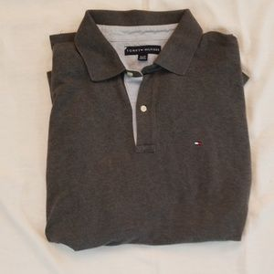 Tommy Hilfiger Polo Shirt Long Sleeves